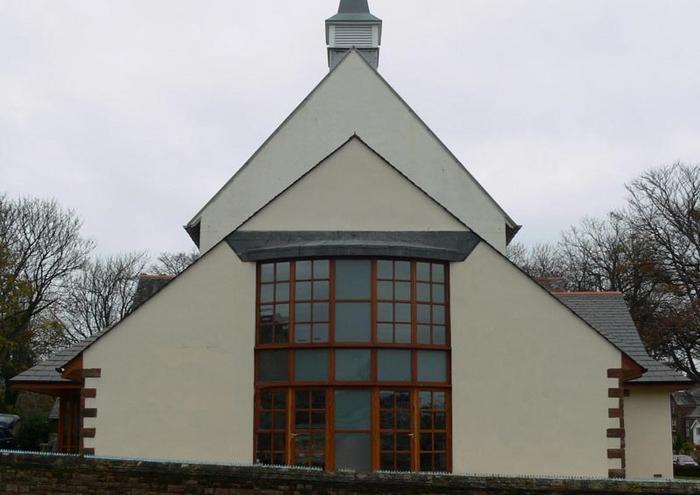 An extension to St Paul's Church, Barrow